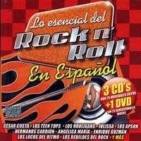 ROCK N ROLL EN ESPANOL – LO ESENCIALDEL  (3CDS+1DVD)