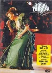 ROCIO DURCAL – EN CONCIERTO (CD/DVD)
