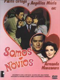 PALITO ORTEGA Y ANGELICA MARIA – SOMOS NOVIOS (DVD)