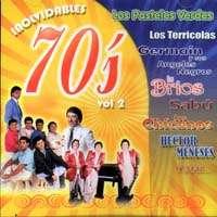 LOS PASTELES VERDES – INOLVIDABLES 70'S VOL.2