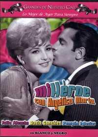 ANGELICA MARIA Y JULIO ALEMAN – MI HEROE (DVD)