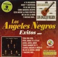 LOS ANGELES NEGROS – EXITOS .. (2 CD'S)