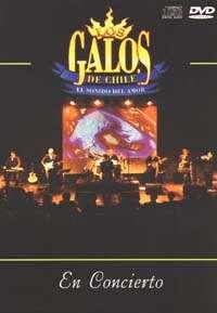 LOS GALOS – EN CONCIERTO (1 CD / 1 DVD) EL SONIDO DEL AMOR