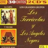 LOS TERRICOLAS Y LOS ANGELES NEGROS – 30 EXITOS (2 CDS)
