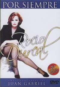 ROCIO DURCAL – POR SIEMPRE – DVD – 39 SUPER TEMAS