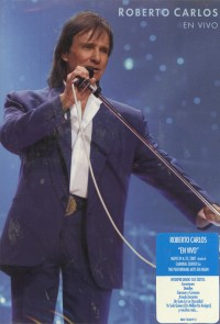 ROBERTO CARLOS – EN VIVO (DVD)