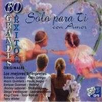 SOLO PARA TI – CON AMOR VOL. 2 60 GRANDES EXITOS (3CDS)
