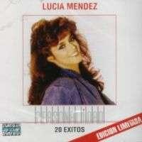 LUCIA MENDEZ – 20 EXITOS – PERSONALIDAD