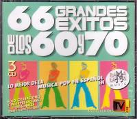 RAMALAMA – 66 GRANDES EXITOS DE LOS 60 Y 70 – (3 CD'S )