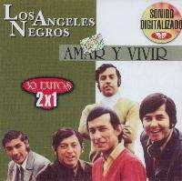 LOS ANGELES NEGROS – AMAR Y VIVIR (2 CD's)
