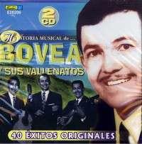 BOVEA Y SUS VALLENATOS – HISTORIA MUSICAL (2 CD'S)