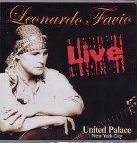 LEONARDO FAVIO – LIVE  Unitted Palace New York City