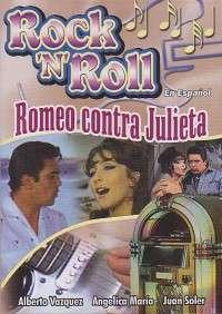 ANGELICA MARIA Y ALBERTO VAZQUEZ – ROMEO CONTRA JULIETA (DVD)